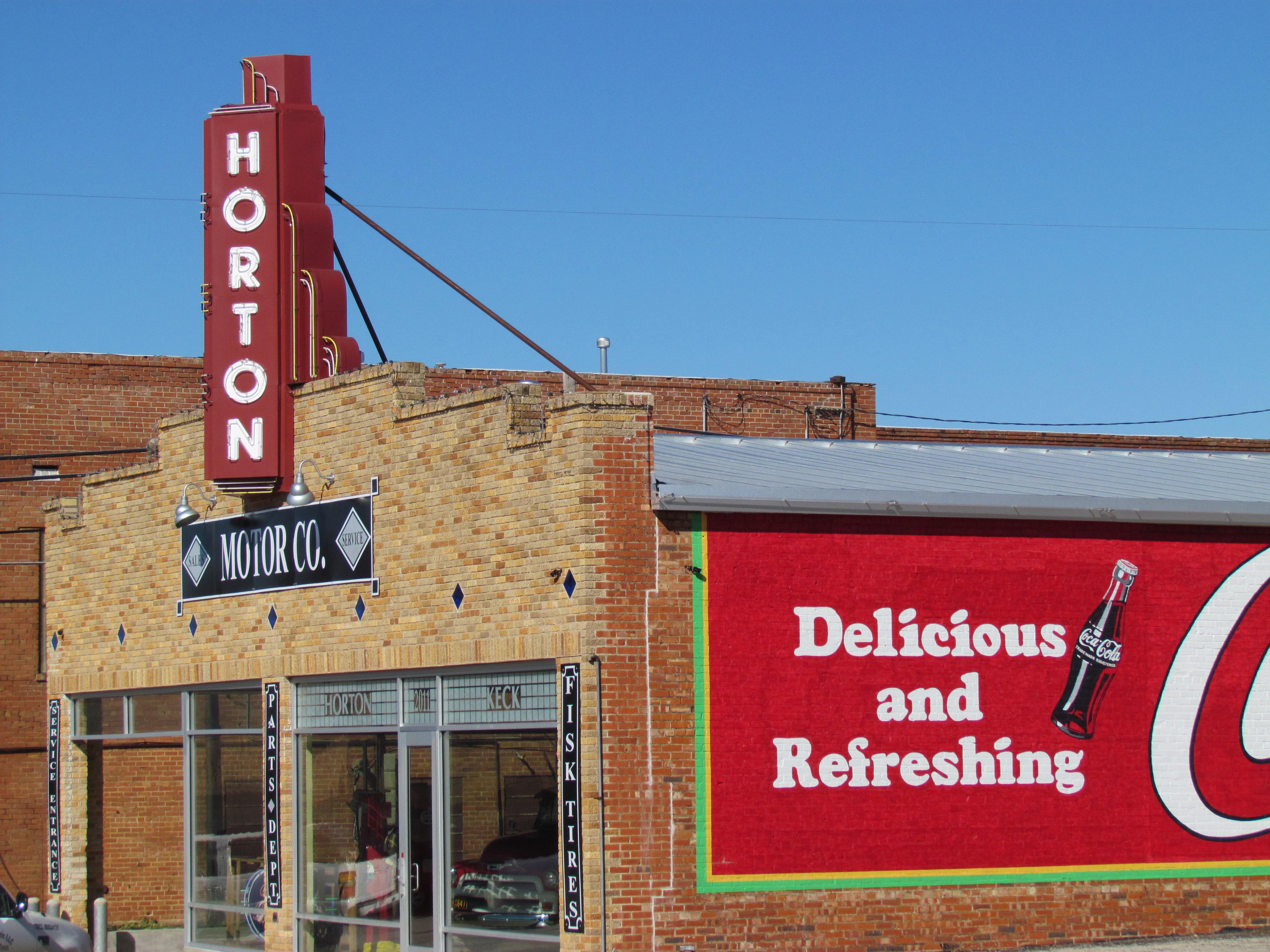 Nocona Texas Retrofit