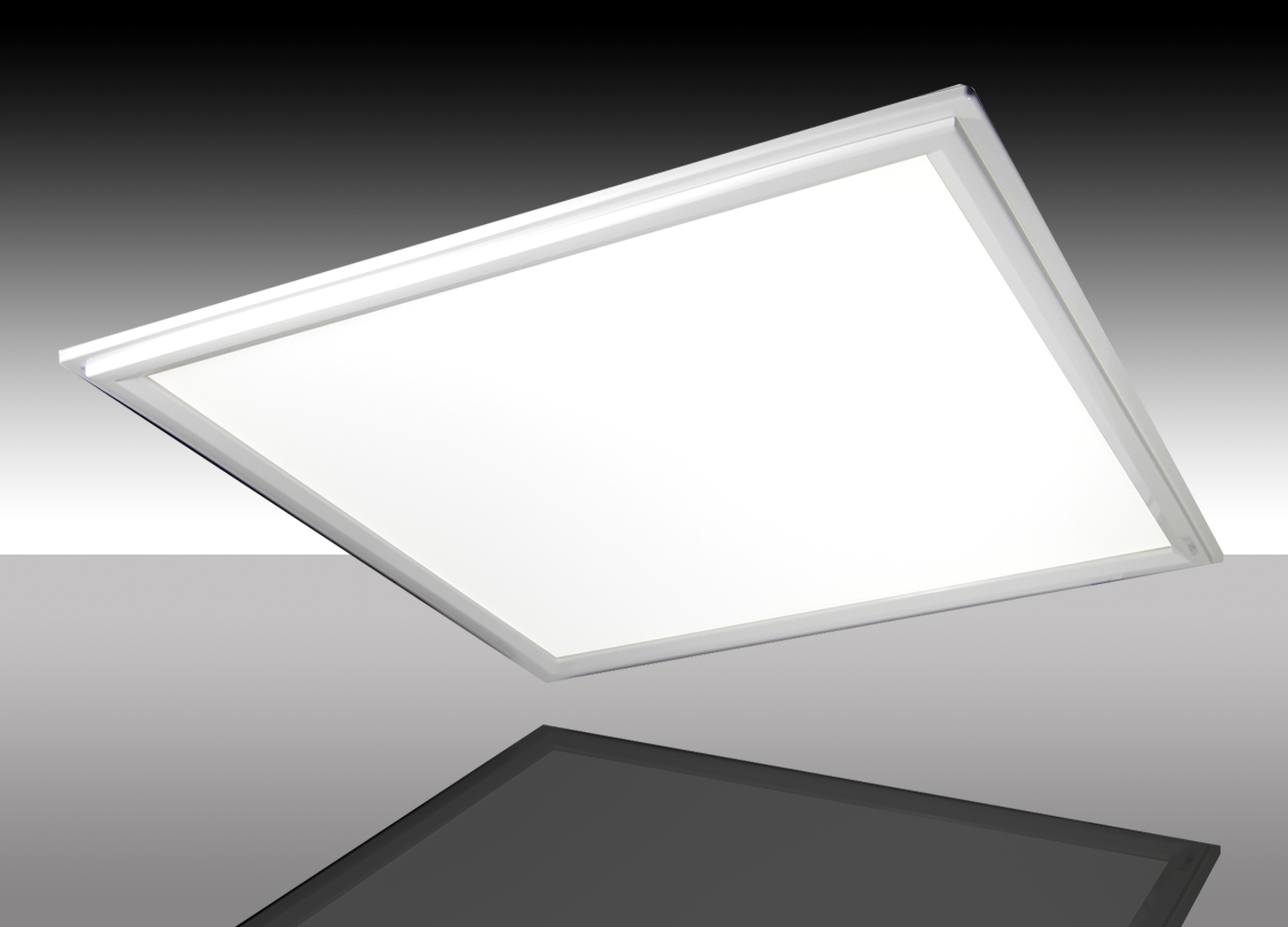 Led Flat Panel For Lay In And Grid Ceilings Retrofit