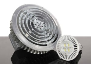 Maxlite's LED BayMAX High/Low Bay Retrofit Lamp