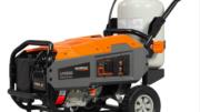 Generac Power Systems 5,500-watt liquid-propane- fueled portable generator