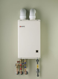 Noritz Eco-TOUGH NRC661 tankless water heater