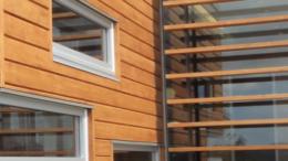 Accoya Wood offers naturally enhanced durability.