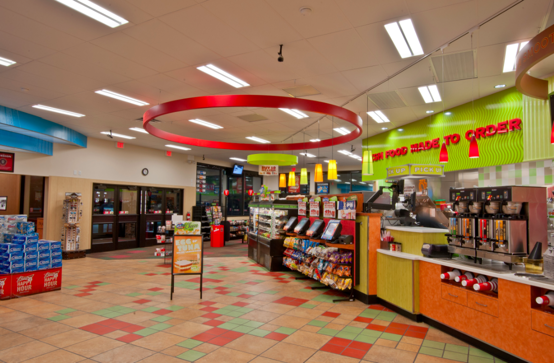 Sheetz Convenience Stores Now Feature Cree Cr14 Linear