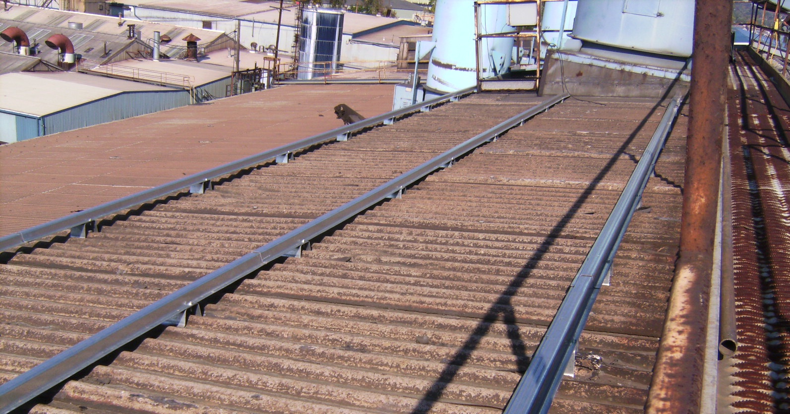 Transite Roofing Friend Or Foe Retrofit