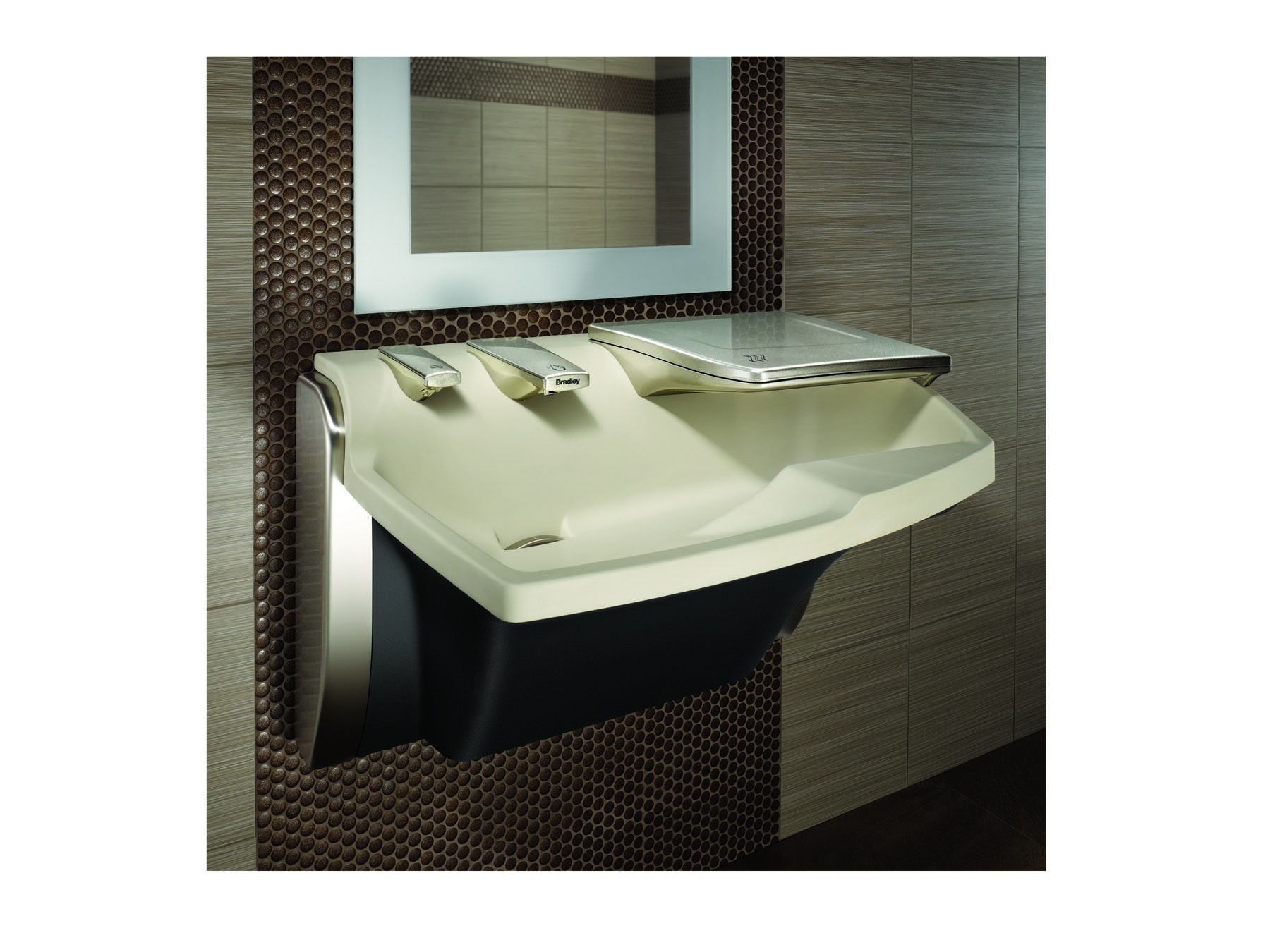 Bradley Sinks : Bradley Advocate AV-Series Lavatory System - retrofit