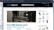 BIMobject cloud integration app for GRAPHISOFT's ArchiCAD