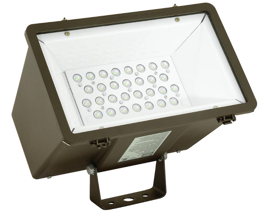 Hubbell Outdoor Lighting's LED Miniliter MHS LED