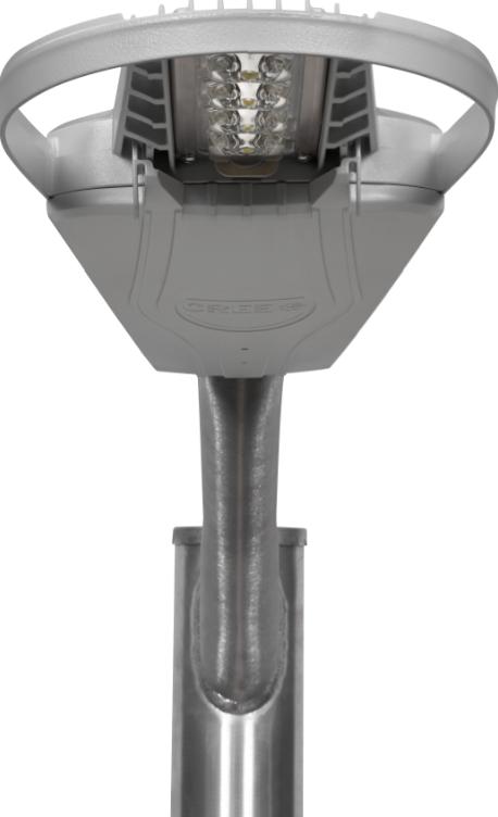 Replace High Pressure Sodium Street Lights With Led Retrofit