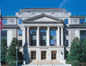 The National Geographic Society is protected by Solar Gard solar film.
