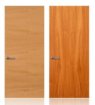 Wood Door Merges Aesthetics and Acoustics & Wood Door Merges Aesthetics and Acoustics - retrofit
