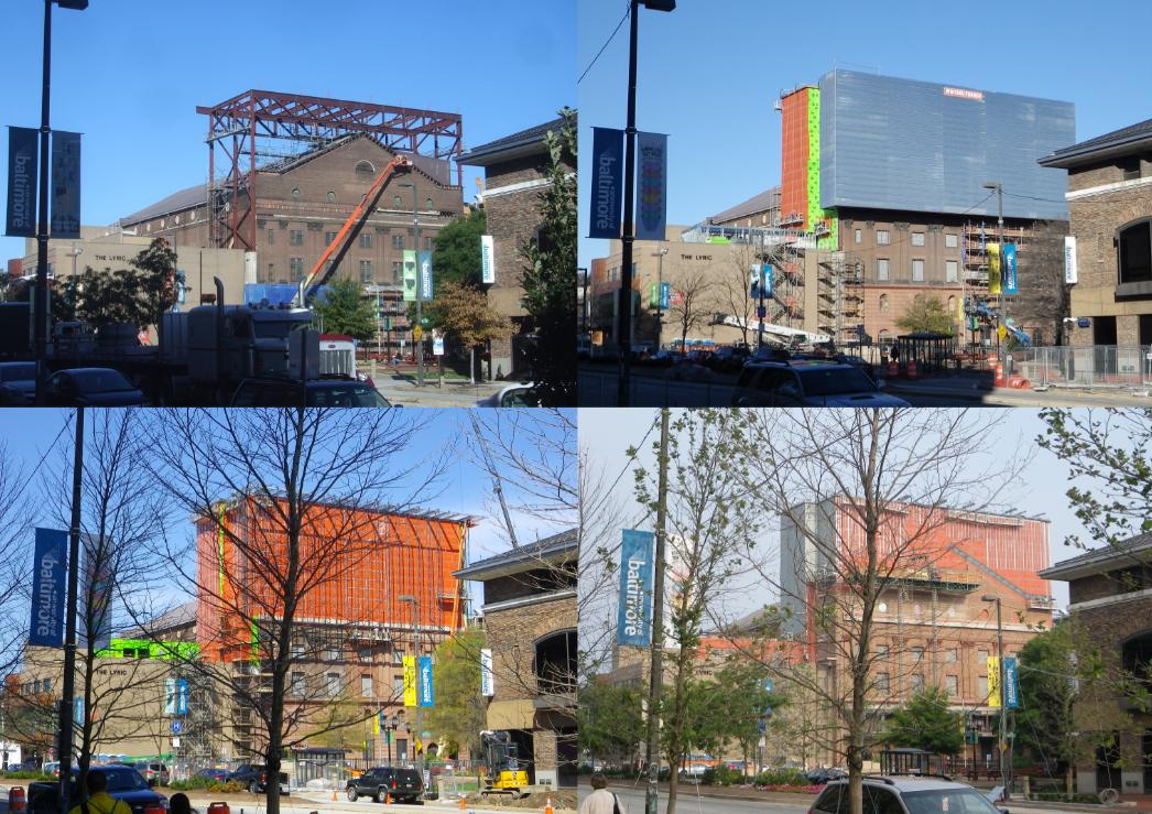 Opera House Undergoes Four-phase Renovation, Including Expansion ...