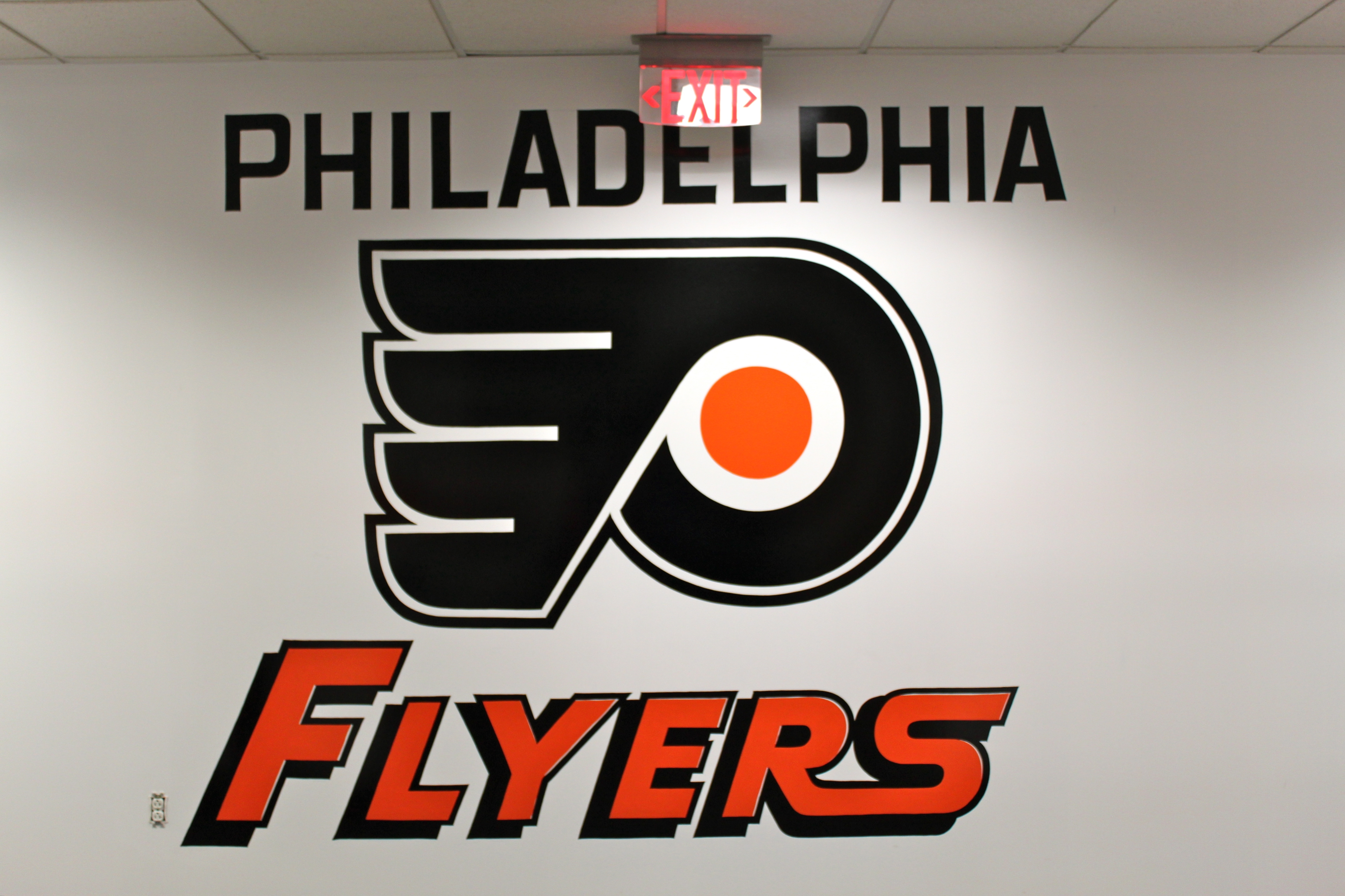 Philadelphia Flyers' Locker Rooms Are Refreshed with New ...