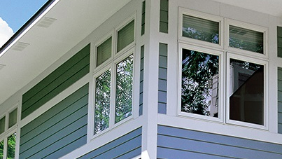 PVC Exterior Trim Features Hidden Fastening System - retrofit