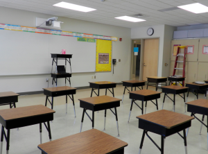An elementary school in Slatington, Pa., is benefiting from much improved classroom acoustics and indoor air quality, following a recent renovation.