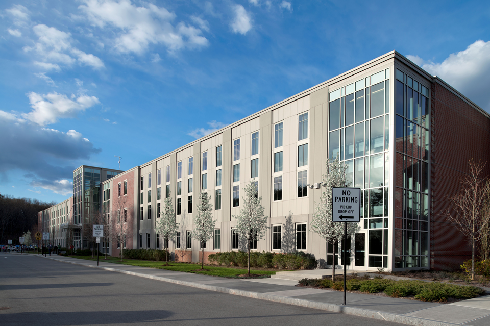 Insulated Metal Panels Carry The Color And Feel Of Precast