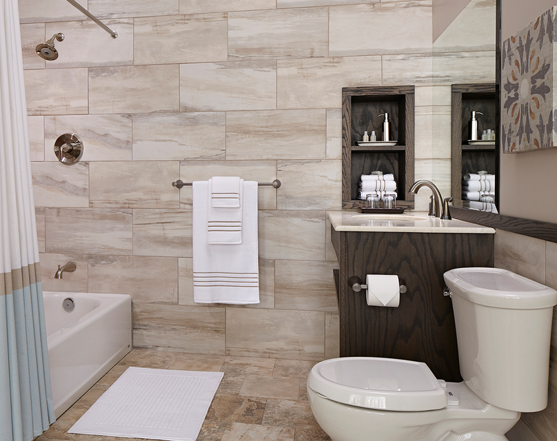 Exceptional Bathroom Collection Offers Water Saving Performance And Easy Installation  Features