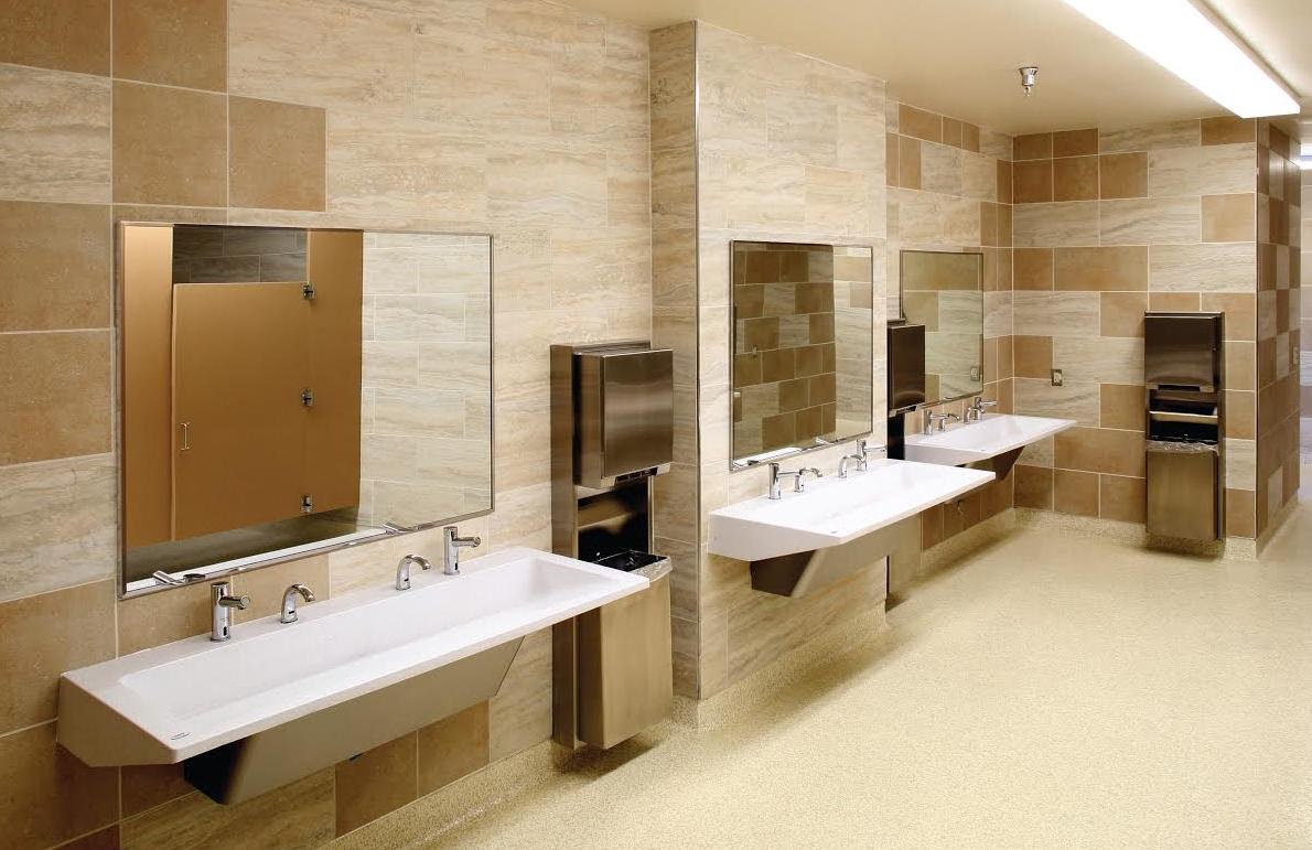 Survey Shows Customers Believe Unclean Public Restrooms Indicate