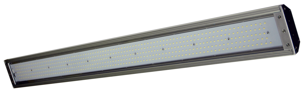 Low Profile Led Light Fixture Replaces 4 Foot Four Lamp
