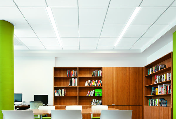 Incorporate On Center Linear Lighting Into Ceilings Retrofit