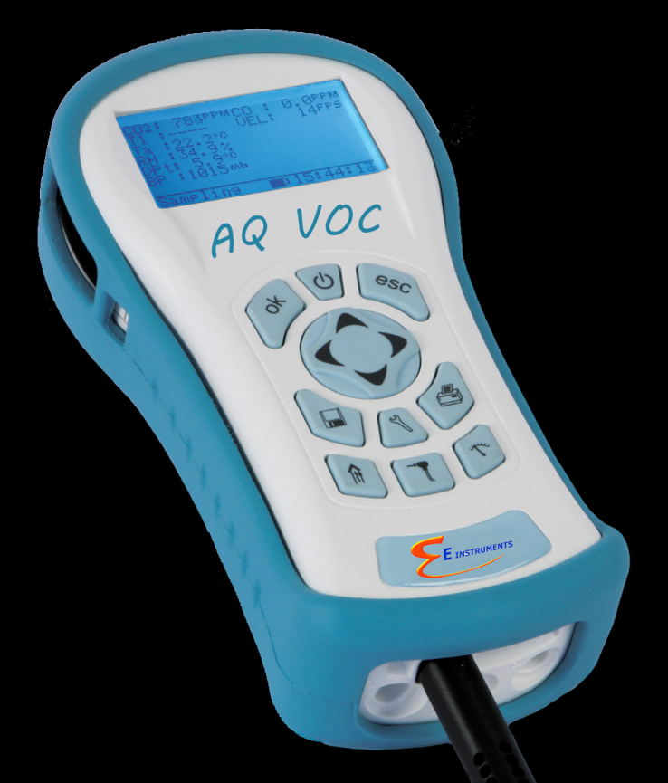 Voc Monitoring Instrument Offers Iaq Measuring And Real