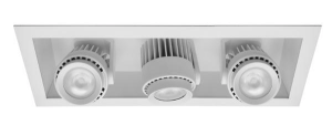Amerlux has improved its Hornet HP A14 LED Engine to provide better-maintained lumens and consistent color rendering.