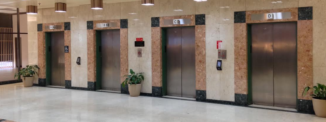 Destination Dispatch System Improves Building S Elevator