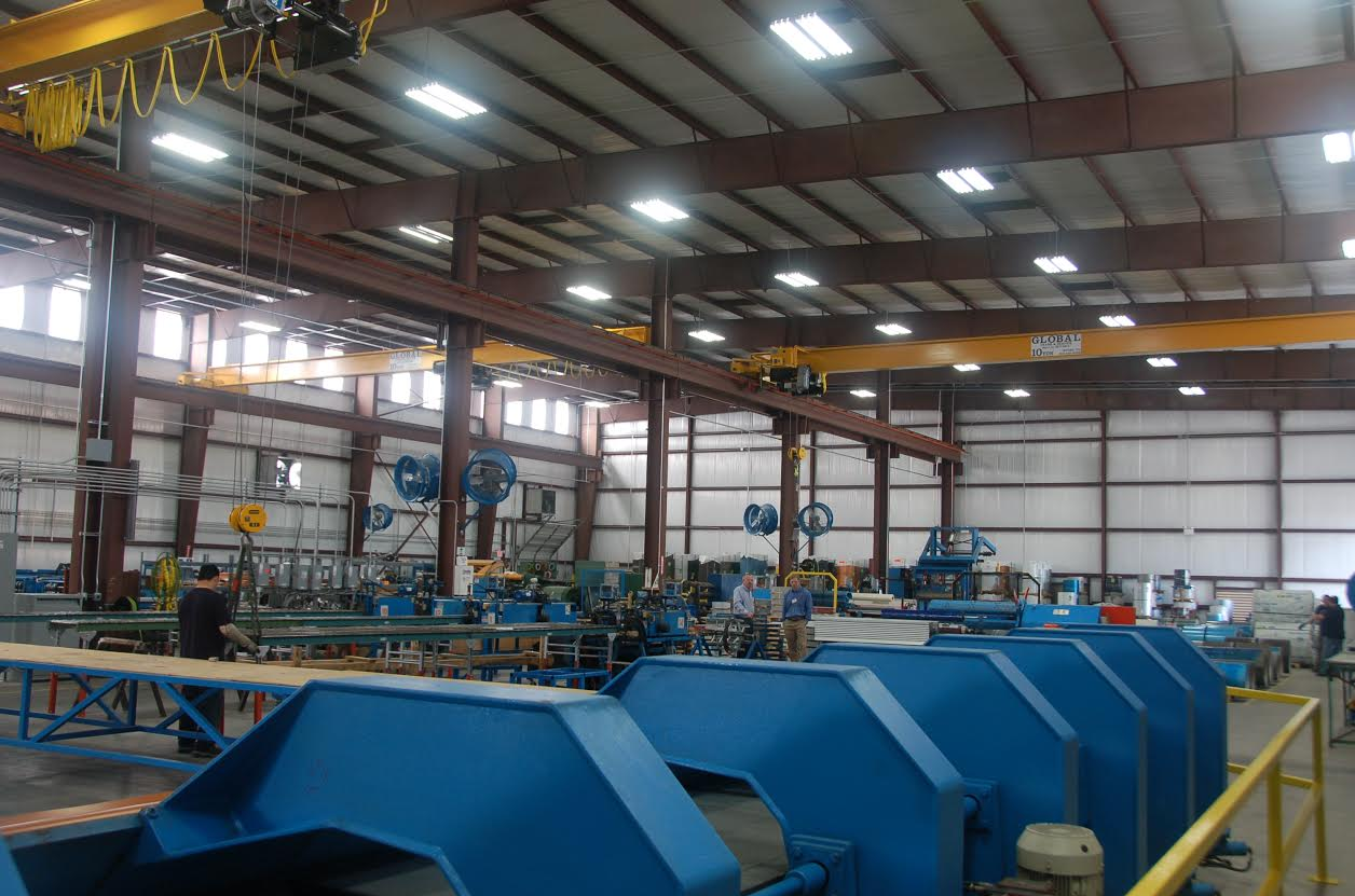 Mcelroy Metal Moves Into Manufacturing Plant And Service