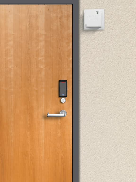 Power Supply For Locks Reduces Total Door Power