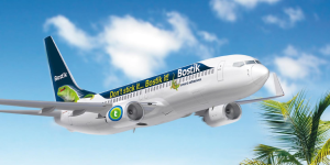 Bostik Inc., a manufacturer of adhesives and sealants, has announced the debut of the Bostik-branded Boeing 737-800. This sleek aircraft will begin promoting Bostik brand awareness, flying four times per day to 47 destinations across 20 countries.