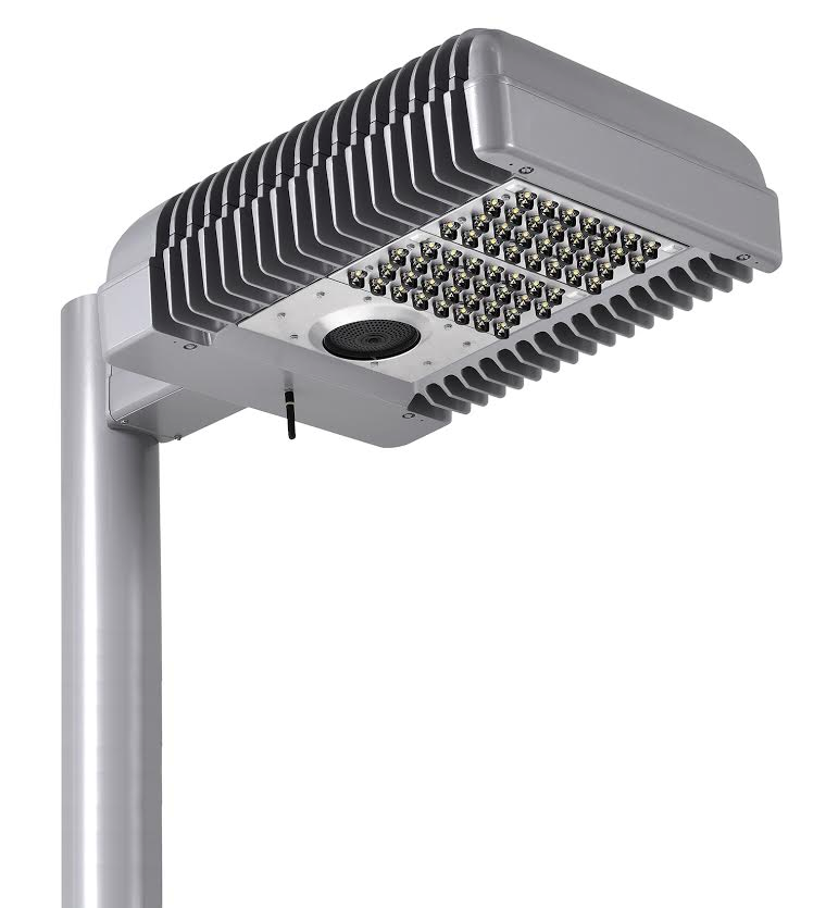 Outdoor Led Is Available With Integrated Surveillance