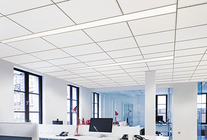 Beautiful Armstrong Ceiling U0026 Wall Systems Has Partnered With XAL Lighting To  Introduce A Proprietary Integrated Ceiling