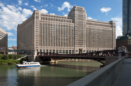 LuxeHome welcomes Pella Corp. to Chicago's Merchandise Mart.