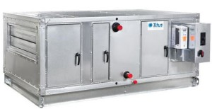 Titus HVAC RevolutionTFX air-handling unit
