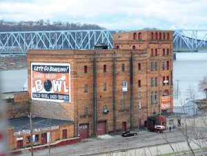 Pittsburgh-based Small Change, which matches developers to investors, has plans to help spur the development of a building in Rochester, Pa., to become a brewery. PHOTO: Small Change
