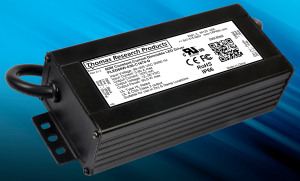 Thomas Research Products has added the PLED60W to the PLED series of high-performance LED Drivers.