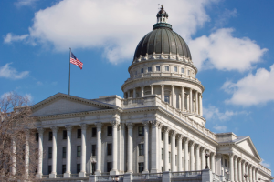 The Utah State Capitol, a nearly 100-year-old, 320,000-square-foot building, was transformed into a seismically base isolated structure able to adjust to 24 inches of multi-directional movement at the perimeter moat expansion joint cover systems.