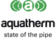 "Aquatherm has introduced its ""state of the pipe"" slogan and logo to the North American market."