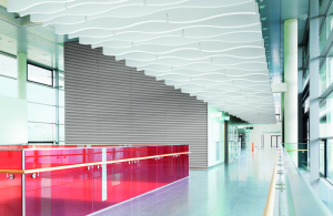 Linear Acoustical Panels Are Available In New Depths And