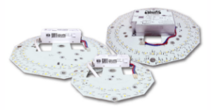 Fulham Co. Inc., a supplier of lighting components and electronics for commercial and specialty applications, has released two LED Engine Retrofit Kits as part of its ThoroLED product line.