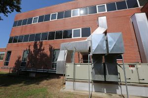 Hardin funded the improvements with a performance contract, which allowed the health-care facility to use future energy and operational savings to finance the infrastructure improvements up front.