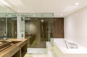In addition to the beautiful design, Neolith slabs have a near-zero porosity, making them hygienic and resistant to bacteria growth, as well as impervious to cleaning solution chemicals.