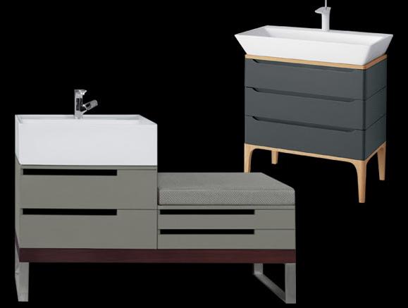 northern luxury bathroom furnishings ronbow introduces two bathroom suite collections of vanities - Ronbow Vanities