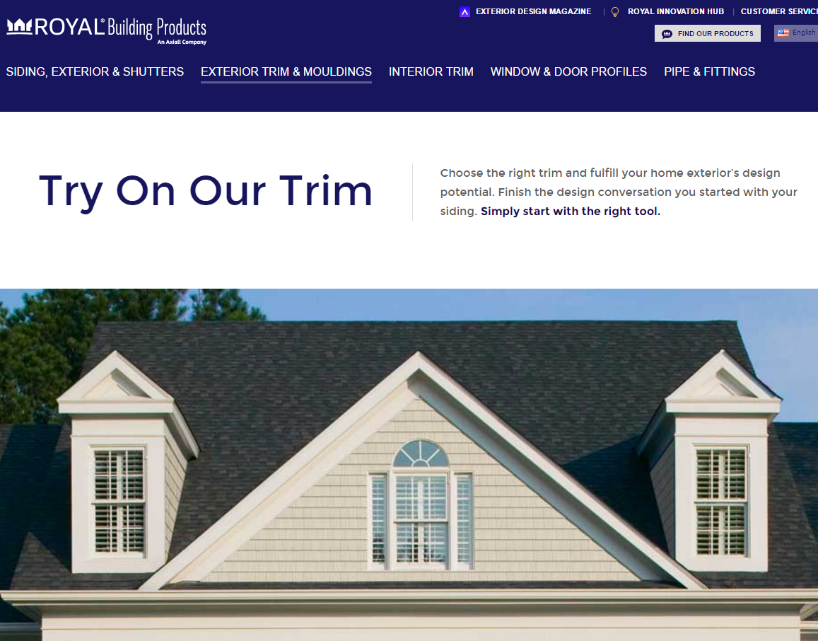 Fancy Home Siding Design Tool Ensign   Home Decorating Ideas .