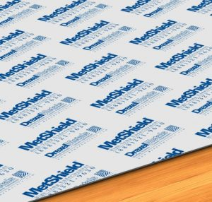 Roofing Underlayment Complies With Building Code Retrofit