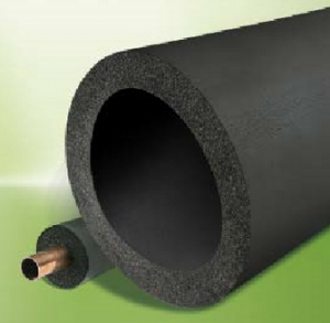 Pipe Insulation Fits Larger Pipes Retrofit