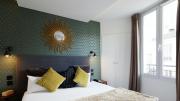 Best Western Paris features Lutron control solutions.