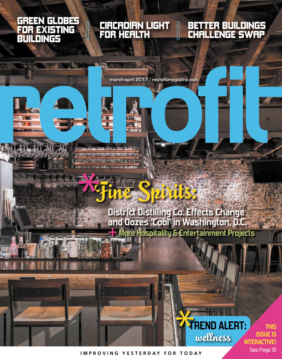 March-April issue of retrofit