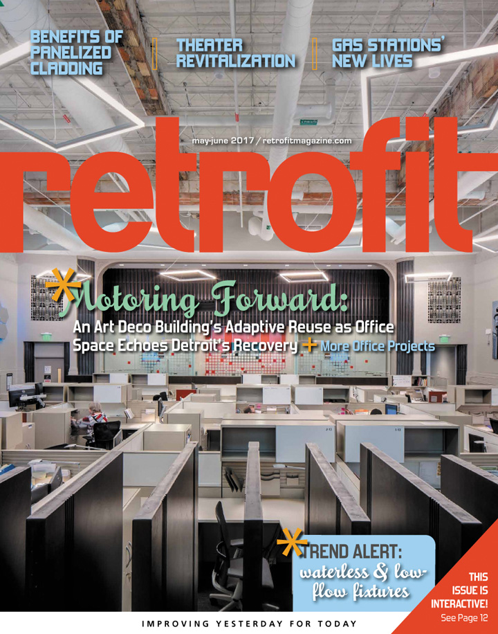 May-June issue of retrofit