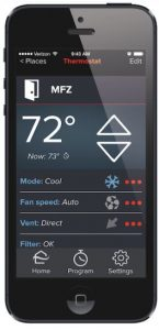 With the programmable controller app users have access to commercial systems through an interface on a cell phone, tablet or desktop.