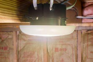 Led Ceiling Light Is Flush Mount For Low Ceilings Retrofit